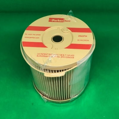 2040PM-OR - FUEL FILTER ELEMENT (30 MICRON)