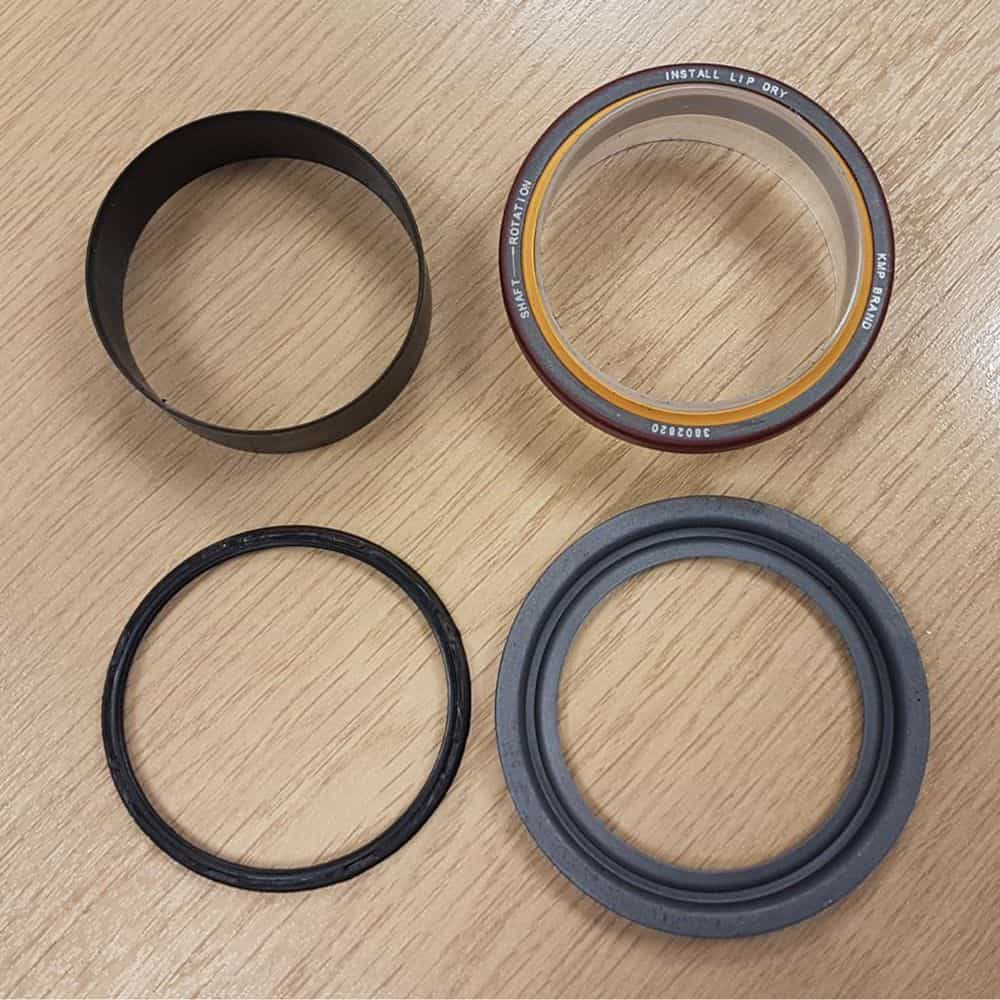 3802820 - O/S Front Main Crankshaft Oil Seal With Wear Sleeve