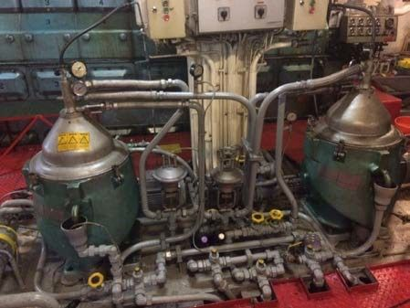Gas Prices Laval >> Alfa Laval Lube Oil Purifier System Pricing On Request