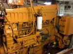 Caterpillar 3406B Marine Genset - Pricing on Request