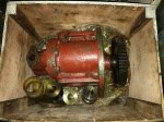 Gear Driven Water Pump c/w Various Spares - Pricing on Request