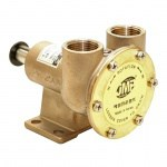 JPR-25UP - 1'' FLEXIBLE IMPELLER PUMP