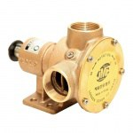 JPR-40LP - 1-1/2'' FLEXIBLE IMPELLER PUMP