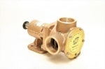 JPR-50LP - 2'' FLEXIBLE IMPELLER PUMP