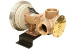 JPR-50LPL - 2'' FLEXIBLE IMPELLER PUMP