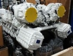 MTU 12V4000 P11 Engine - Pricing on Request